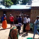 The Water Project: Emakaka Community -  Training