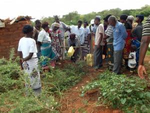 The Water Project:  More Training Pictures From Training Last Year