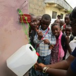 The Water Project: Word of Life Bilingual School -  Hand Washing