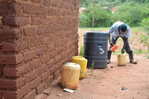 The Water Project : 9-kenya4772-family-1-water-storage