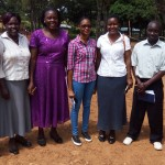 The Water Project: Bukura Primary School -  School Administration And Our Staff