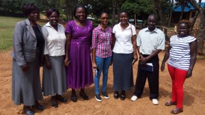 The Water Project:  School Administration And Our Staff