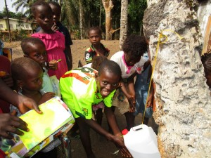 The Water Project : 9-sierraleone5104-hand-washing