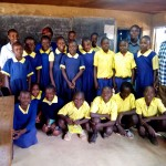 The Water Project: Kakubudu Primary School -  Training Participants
