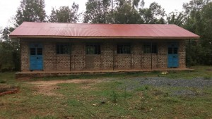 The Water Project:  New Secondary Classrooms