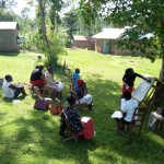 The Water Project: Shikoti Community -  Training