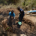The Water Project : 1-kenya4778-well-construction