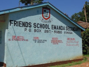 The Water Project:  School Name