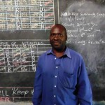 The Water Project: Chandolo Primary School -  Headteacher Madafu Benard