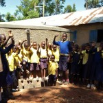 The Water Project: Kakubudu Primary School -  Clean Water