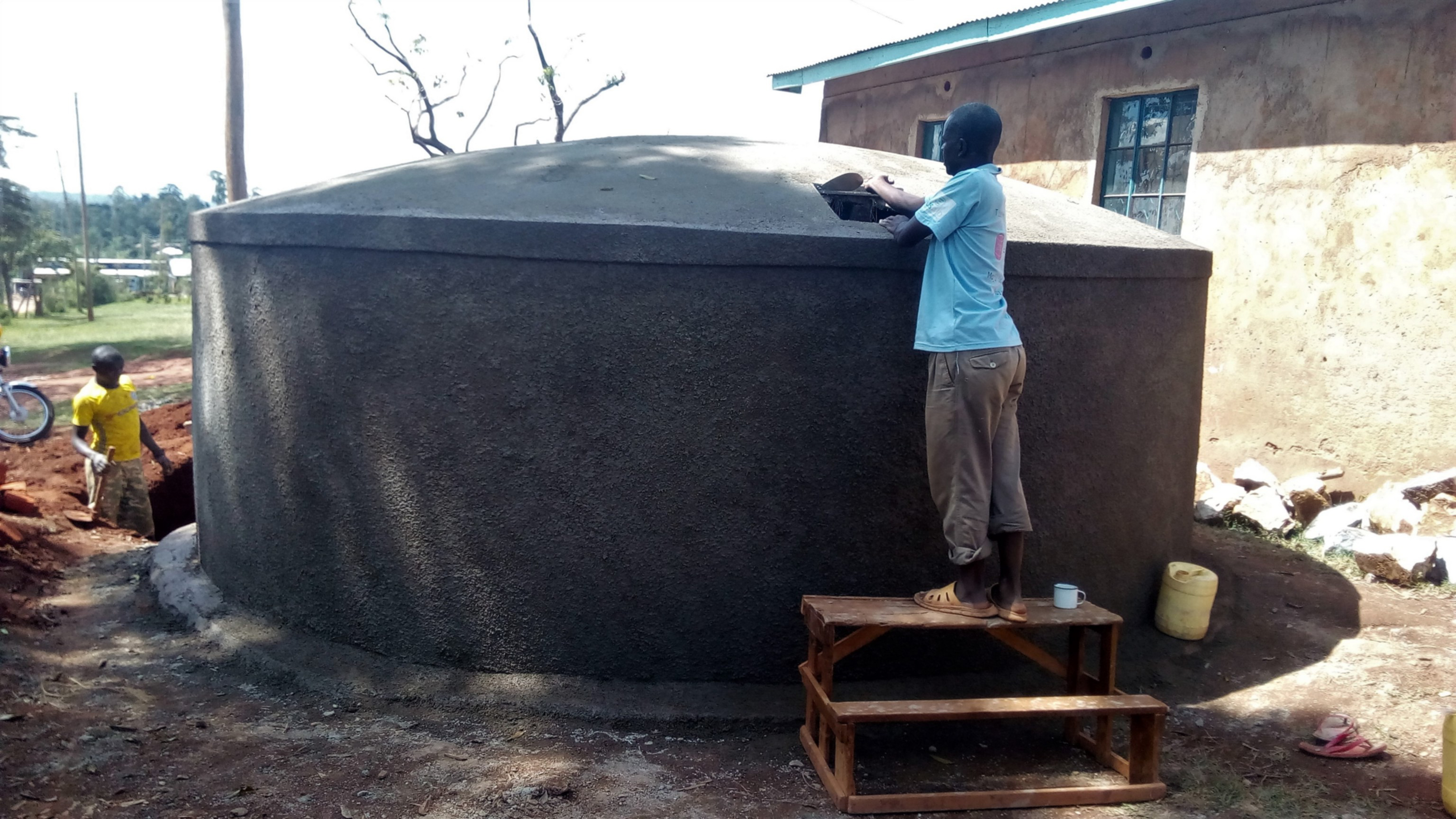 10 kenya4665 tank construction