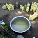 The Water Project: Shiyunzu Primary School -  Water Containers