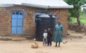 The Water Project:  Household Teresia Kilonzo