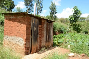 The Water Project:  Mulatya Latrines