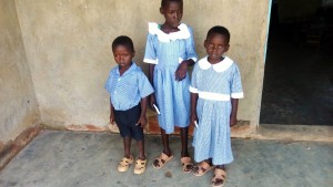 The Water Project:  Students With Jiggers