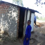 The Water Project: Shiyunzu Primary School -  Student Latrines