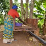 The Water Project: Ngaa Community -  Household Cart