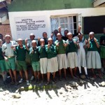 The Water Project: Eshisuru Primary School -  Celebration