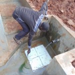 The Water Project: Nyira Community, Ondiek Spring -  Onsite Training