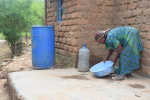 The Water Project:  Household Water Storage