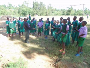The Water Project:  School Choir