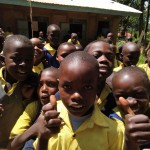 The Water Project: Kakubudu Primary School -  Celebration