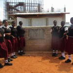 The Water Project: Bishop Sulumeti Girls Secondary School -  New Latrines