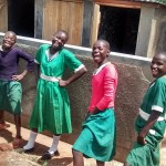 The Water Project: Ebukanga Primary School -  New Latrines