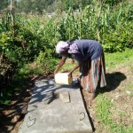 The Water Project : 15-kenya4717-finished-sanitation-platform