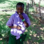 The Water Project: Chandolo Primary School -  Kelly Eboso