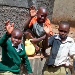 The Water Project : 16-kenya4663-clean-water