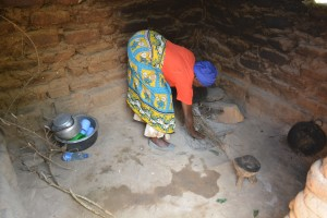 The Water Project:  Household Kitchen