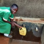 The Water Project: Ebukanga Primary School -  Clean Water