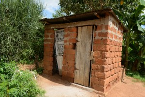 The Water Project:  Household Latrines