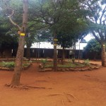 The Water Project: Mwiyenga Primary School -  School Grounds