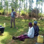 The Water Project: Igogwa Community -  Training
