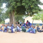 The Water Project: Ngaa Primary School -  Students