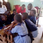 The Water Project: Chief Mutsembe Primary School -  Training