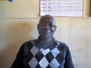 The Water Project : 2-kenya4834-principal-erick-danga