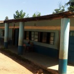 The Water Project: St. Antony Shijiko Primary School -  Classrooms