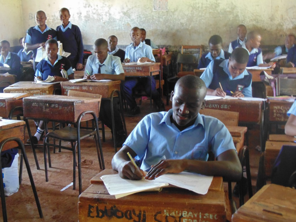 The Water Project : 2-kenya4838-students-in-class