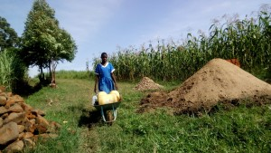 The Water Project : 2-kenya4848-coming-to-fetch-water