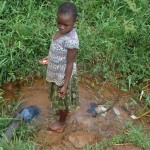 The Water Project: Ebuhando Community -  Omasaba Spring