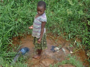 The Water Project:  Omasaba Spring