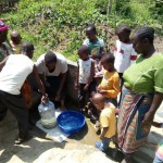 The Water Project: Shikoti Community -  Dedication