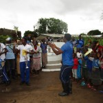 The Water Project: Benke Community, Brima Lane -  Clean Water Celebration