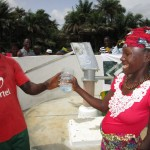 The Water Project: Kitonki Community, War Wounded Camp -  Clean Water