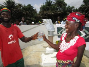 The Water Project : 21-sierraleone5121-clean-water