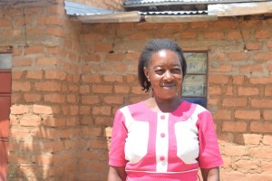 The Water Project:  Household Mbithe Nzomo