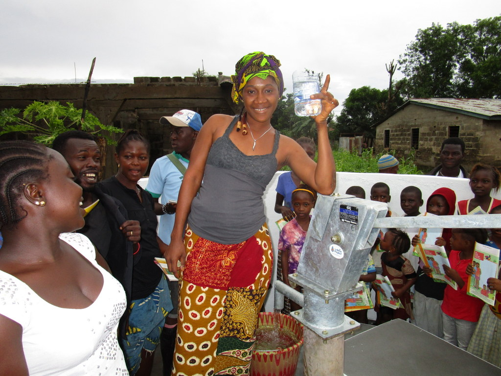 The Water Project : 23-sierraleone5116-clean-water-celebration